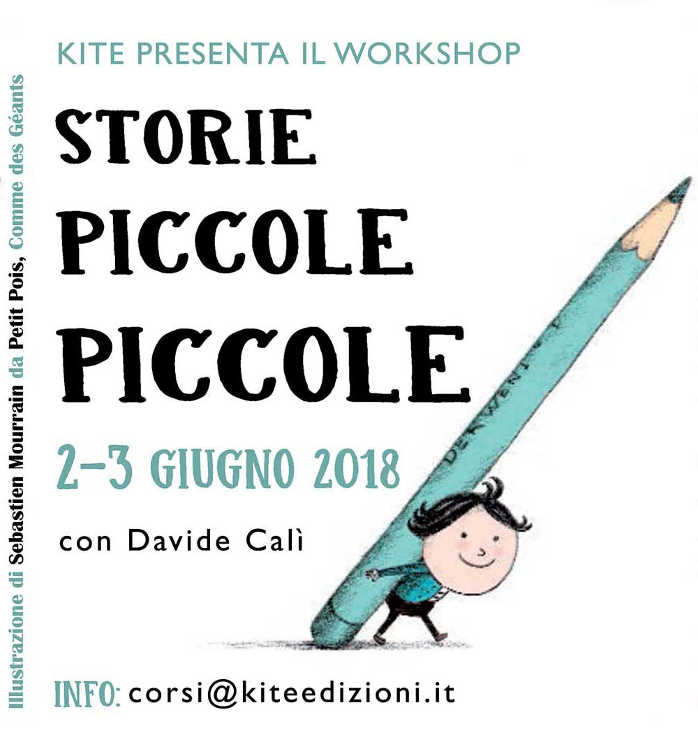 Workshop di Davide Calì